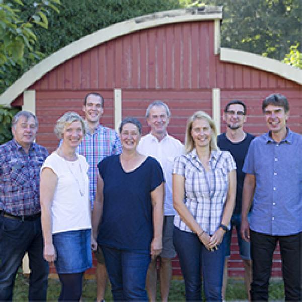 Gruppenfoto Leitungskreis